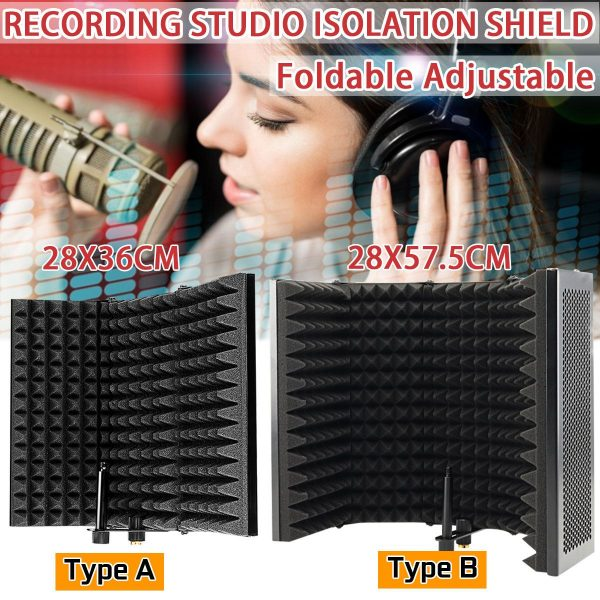 podcast soundproof booth