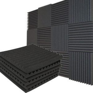 Foam Soundproofing Acoustic Tiles