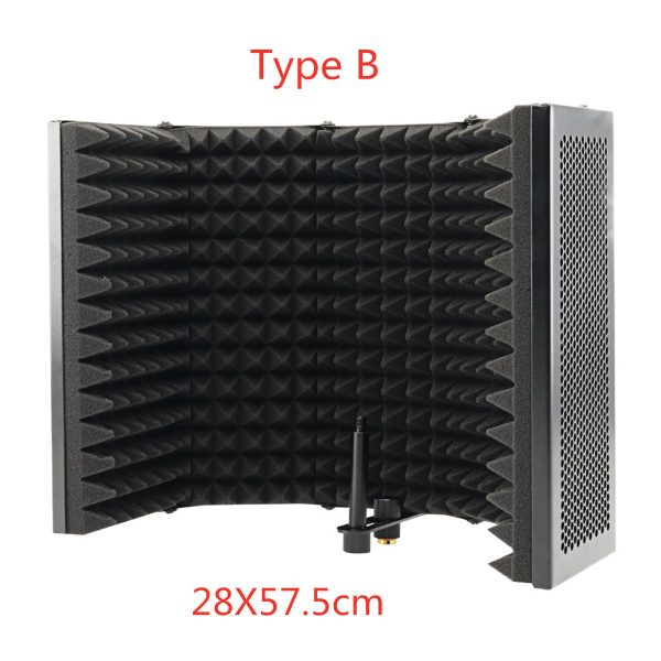5 Panel Voice Booth