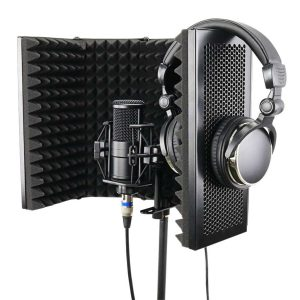 Voice Recording Isolation booth