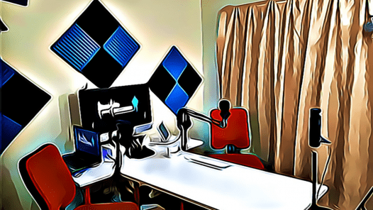 People with a Passion Podcast Studio