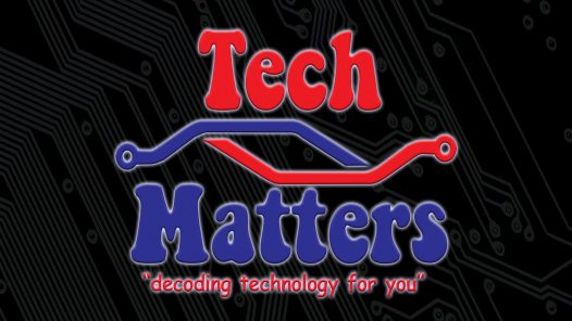 Tech Matters Podcast Thumbnail